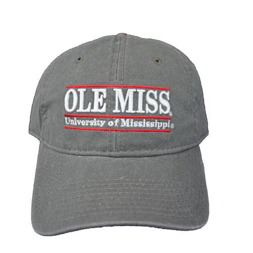 Ole Miss Game Bar Cap