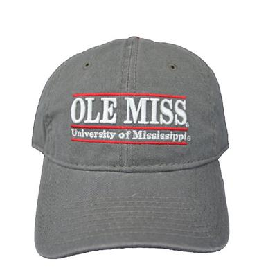 OLE MISS GAME BAR CAP