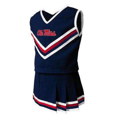 2 PIECE CHEER WITH SKIRT