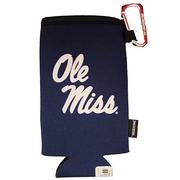 COLLAPSIBLE CARABINER KOOZIE
