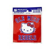 HELLO KITTY REBELS DECAL