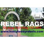 $100 REBEL RAGS GIFT CARD