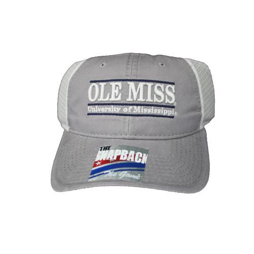 Ole Miss Um Snapback Trucker
