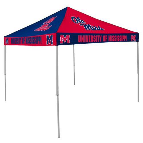 Ole Miss Checkerboard Tent