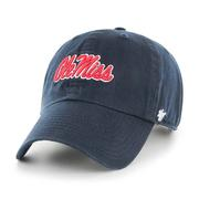YOUTH NAVY CLEAN UP CAP