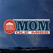 OLE MISS MOM DECAL