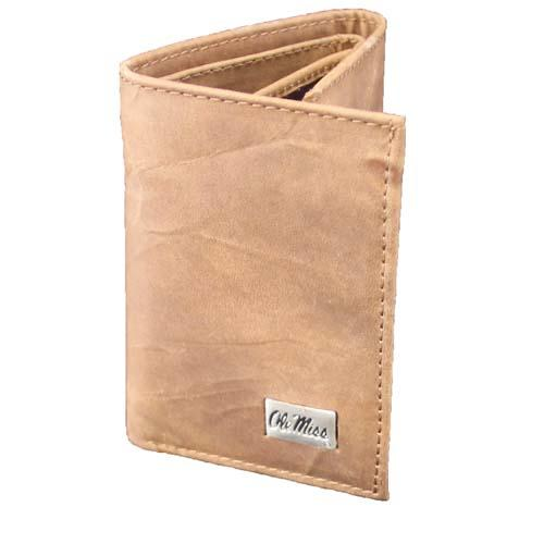 Ole Miss Trifold Wallet