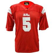 TODDLER NO. 5 JERSEY RED