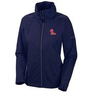 LADIES SWITCH BACK RAIN COAT