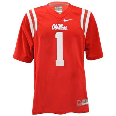 No 1 Game Jersey