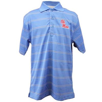 Youth Deluxe Stripe Polo