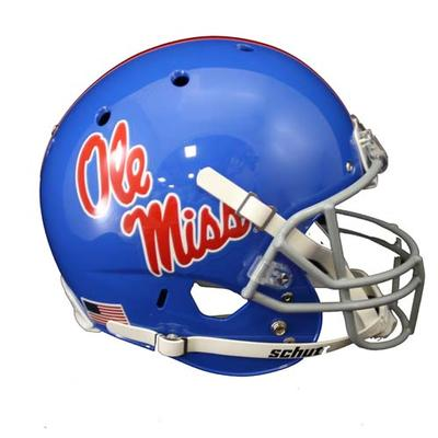 OLE MISS THROWBACK REP HELMET