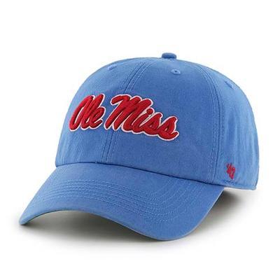 BLUE RAZ 47 FRANCHISE CAP