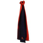 OLE MISS OMBRE SCARF NVYRD