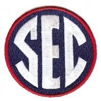 OLE MISS SEC UNIFORM PATCH