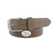 CRAZY HORSE STITCH LEATHER BELT