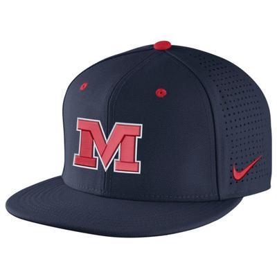 M Mesh Back Baseball Cap