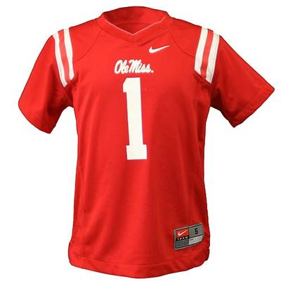 NIKE TODDLER NO 1 JERSEY
