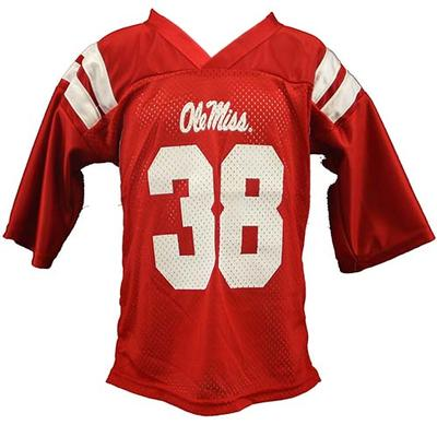 Infant # 38 Football Jersey