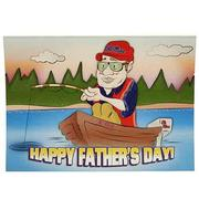 FISHING FATHERS DAY CARD