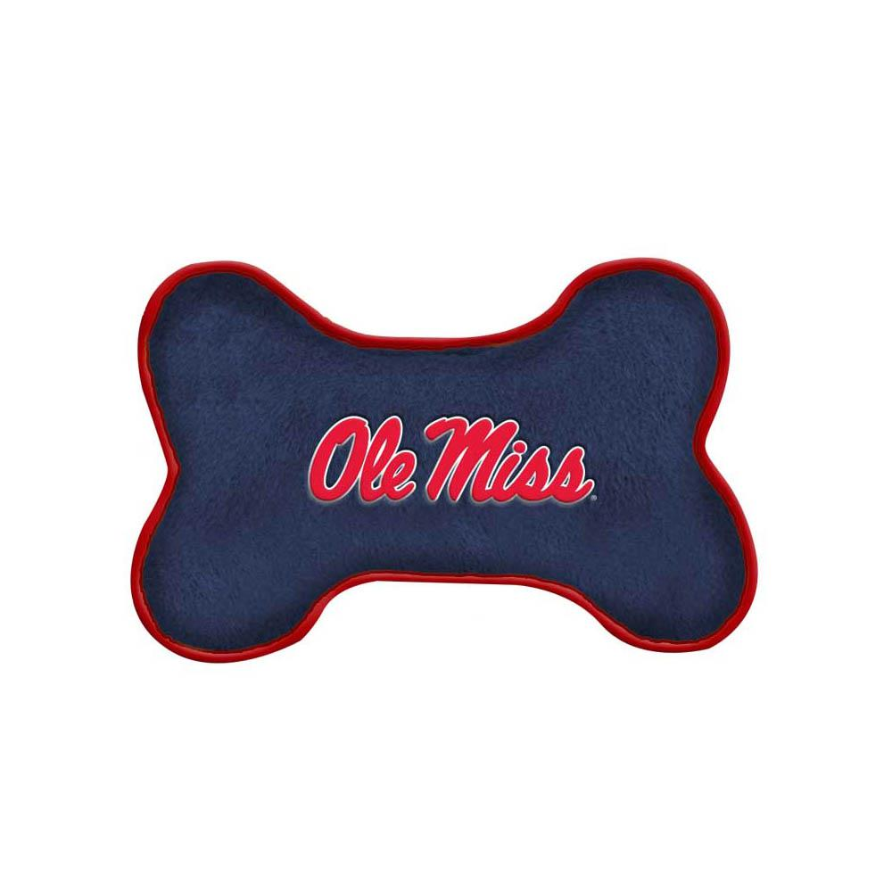 Ole Miss Squeak Toy Small
