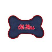 OLE MISS SQUEAK TOY LARGE