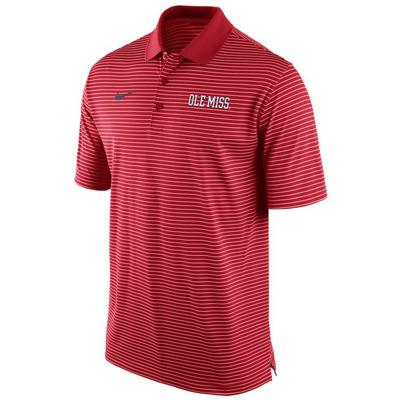 COL STADIUM STRIPE PERF POLO