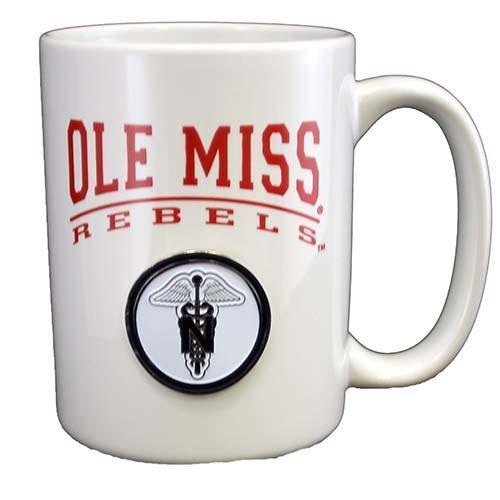 White Nursing Medallion Mug