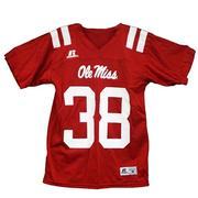 NO 38 ADULT REPLICA JERSEY RED