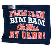FLIM FLAM RALLY TOWEL 15X18