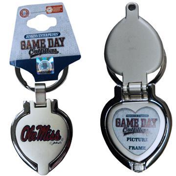 Keychain Metal Heart Locket