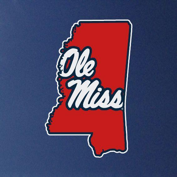 State Of Ms Om Decal