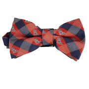 OLE MISS CHECK BOW TIE
