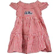 BRIGITTE GINGHAM INFANT DRESS