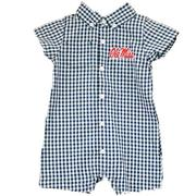 BROOKS GINGHAM ROMPER