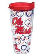 24OZ OLE MISS BUBBLE UP CUP
