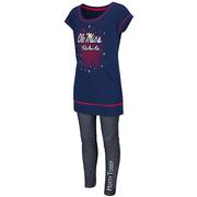 GIRLS ALLSTAR SS PANT SET
