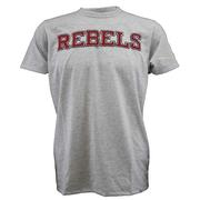REBELS CROSSOVER FIELDHOUSE TEE
