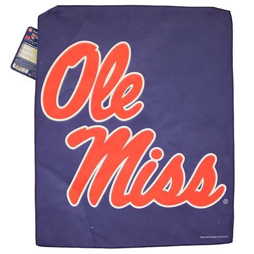 Ole Miss Cooling Towel 15x18