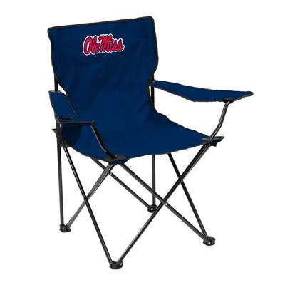 OLE MISS QUAD CHAIR