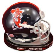 1970 COL REB MINI FB HELMET