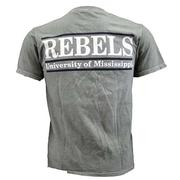 REBELS GAME BAR BACK TEE