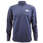 QUARTER ZIP THERMA FIT COVERUP 419