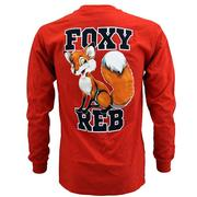 LS YOUTH RR OX FOXY TEE