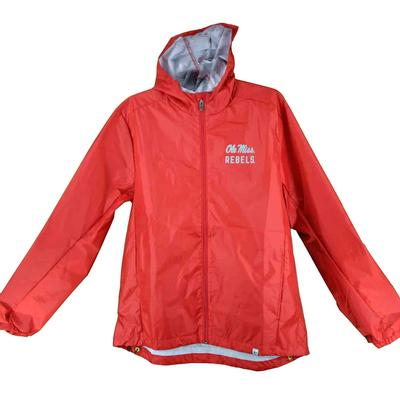 MENS REACT JACKET RED