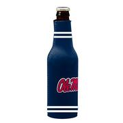 OLE MISS BOTTLE COOZIE