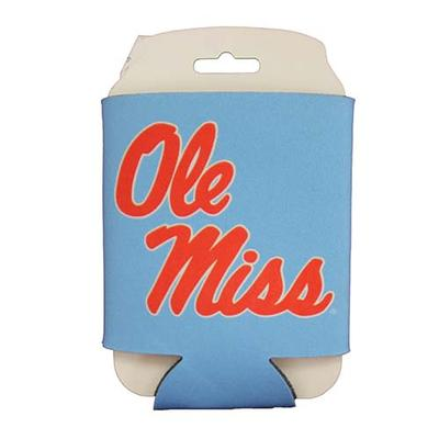 STACKED OLE MISS CAN HUGGER