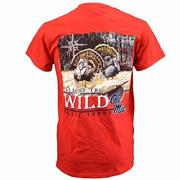 SS OLE MISS CALL OF THE WILD TEE