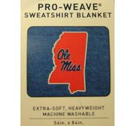 PRO WEAVE SWEATSHIRT BLANKET