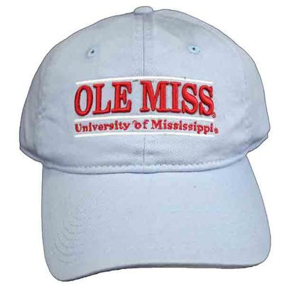OLE MISS GAME BAR ADJ CAP